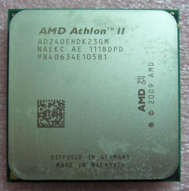 AMD Athlon X2 240E, Dual Core, 2.80GHz, 2MB, AM3, 32nm, 45W, VGA, TRAY