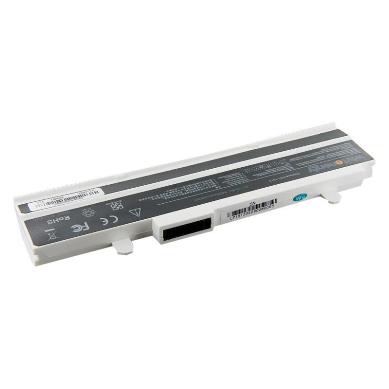 Whitenergy baterie pro Asus EEE PC 1215B 10.8V Li-Ion 4400mAh bílá