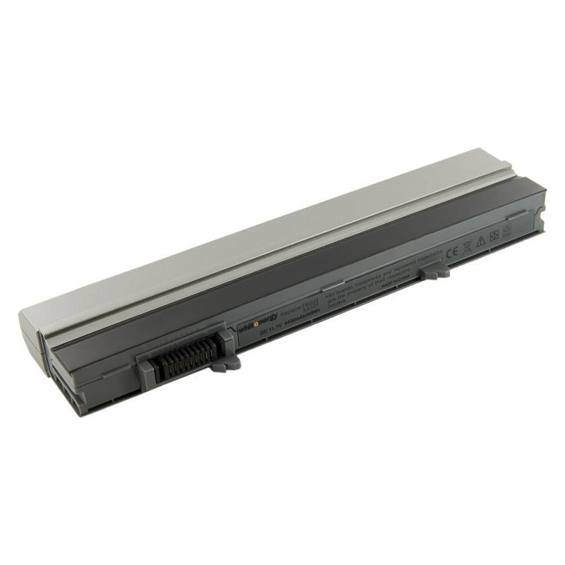 Whitenergy baterie pro Dell Latitude E4300 E4310 11.1V Li-Ion 4400mAh šedá