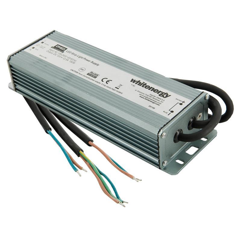 Whitenergy Napájecí zdroj pro LED IP67 230V 150W 12V
