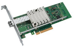 Intel Ethernet Server Adapter X520-LR1 - Single port LR server adapter