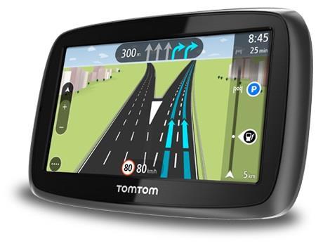 TomTom Start 40 Europe Lifetime (45 zemí), 4.3'', doživotní akt. map (CZ/SK)