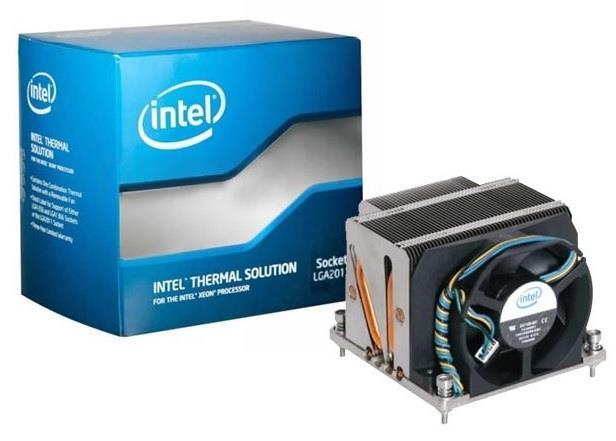 Intel® Thermal Solution STS200C, LGA2011-0 land FCLGA10
