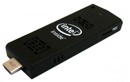Intel Compute Stick BOXSTCK1A32WFCL, Windows 10, 32GB eMMC, HDMI, Micro SDXC