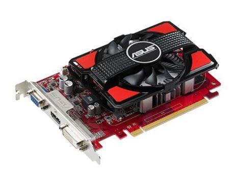 ASUS Radeon R7 250, 1GB GDDR5 (128 Bit), HDMI, DVI, D-Sub