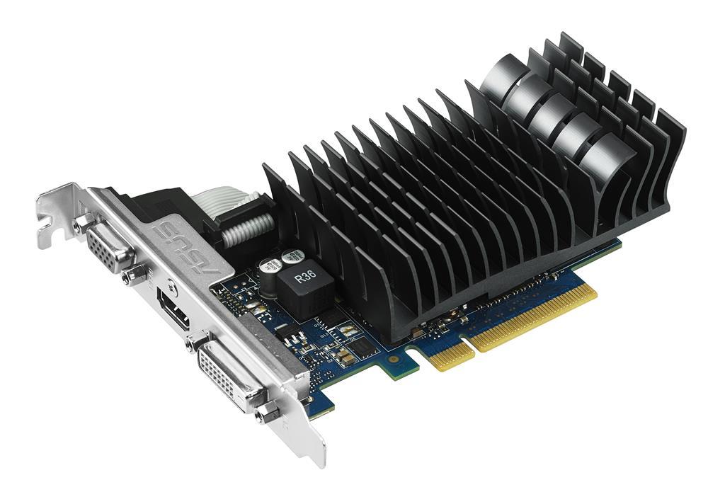 ASUS GeForce GT 730, 1GB GDDR3 (64 Bit), HDMI, DVI, VGA