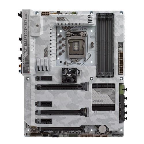 ASUS SABERTOOTH Z97 MARK S, Z97, DualDDR3-1866, SATA3, RAID, HDMI, DP, ATX