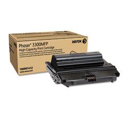 Toner Xerox black | 8000str | Phaser 3300MFP