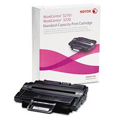 Toner Xerox black | 2000str | WC 3210_3220