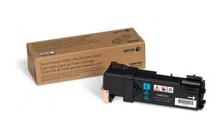 Toner Xerox cyan | 2500str | Phaser 6500N