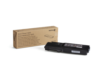 Toner Xerox Black Phaser 6600/WorkCentre 6605 |8000pgs|