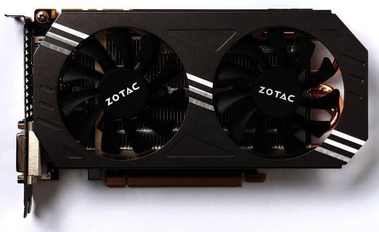 ZOTAC GeForce GTX 970, 4GB DDR5 (256 Bit), HDMI, DVI, DP, Premium Pack