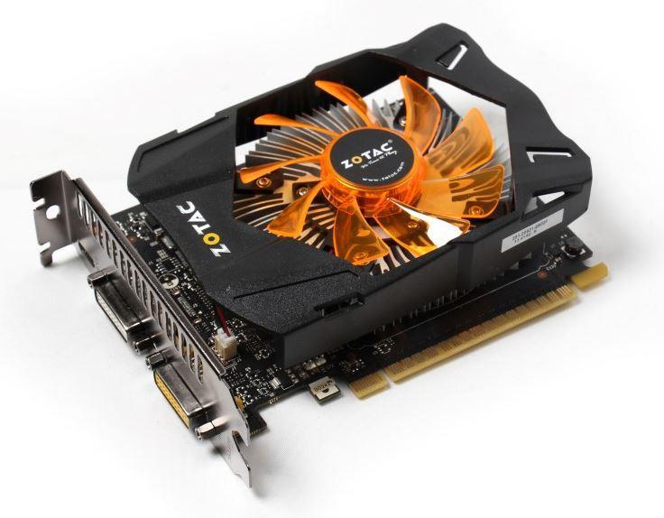 ZOTAC GeForce GTX 750 Ti, 2GB DDR5 (128 Bit), miniHDMI, 2xDVI
