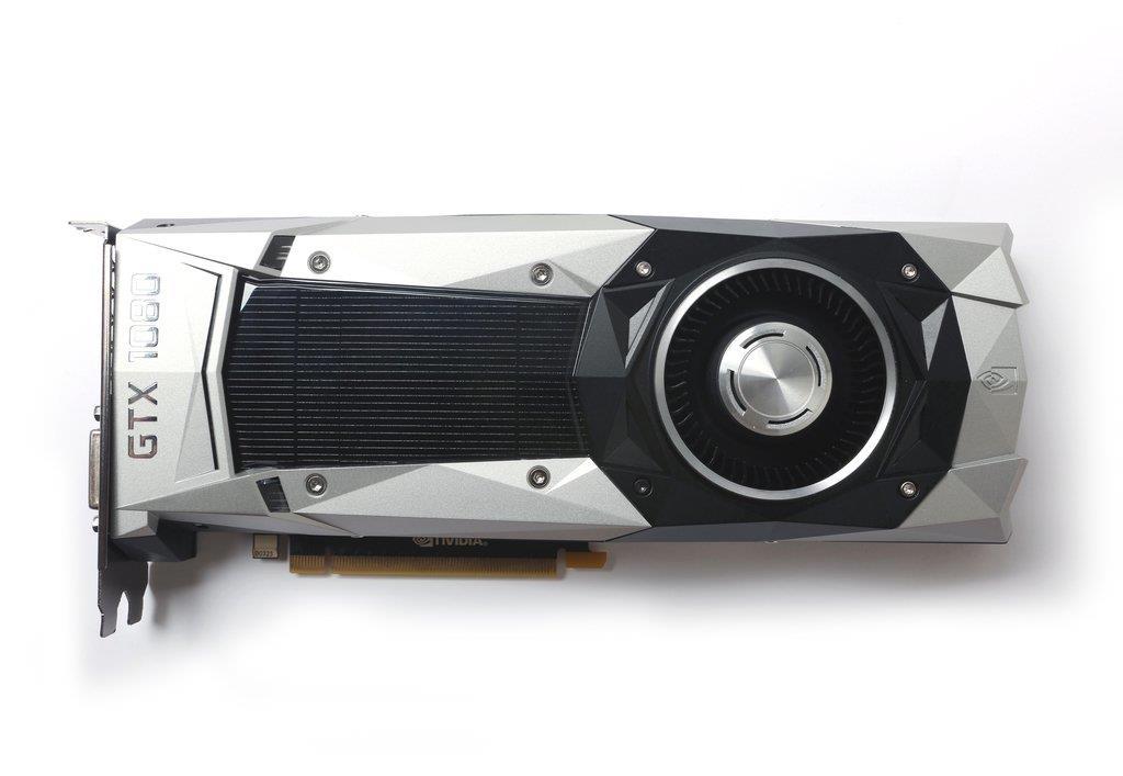 ZOTAC GeForce GTX 1080 Founders Edition, 8GB GDDR5X (256 Bit), HDMI, DVI, 3xDP