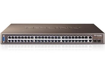 TP-Link TL-SL3452 Managed Switch 48x10/100, 4x Gbit (2xRJ45+2xSFP)