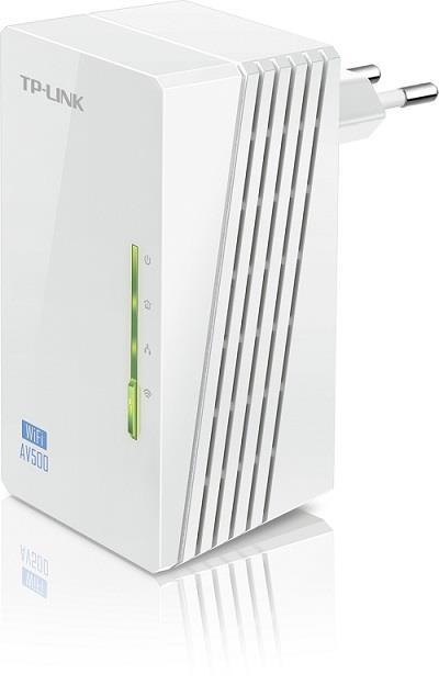 TP-Link TL-WPA4220 Starter Kit WiFi Powerline adp., TL-WPA4220 +TL-PA4010, AV500