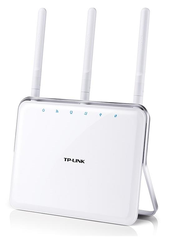 TP-Link Archer C8 AC1750 Dual band Wireless 802.11ac Gigabit router 4xLAN, USB 3