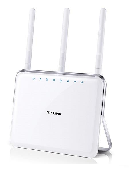 TP-Link Archer C9 AC1900 Dual band Wireless 802.11ac Gigabit router 4xLAN, USB 3