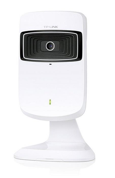 TP-Link NC200 WiFi N300 Cloud IP Camera, Cuba type, M-JPEG, One way audio