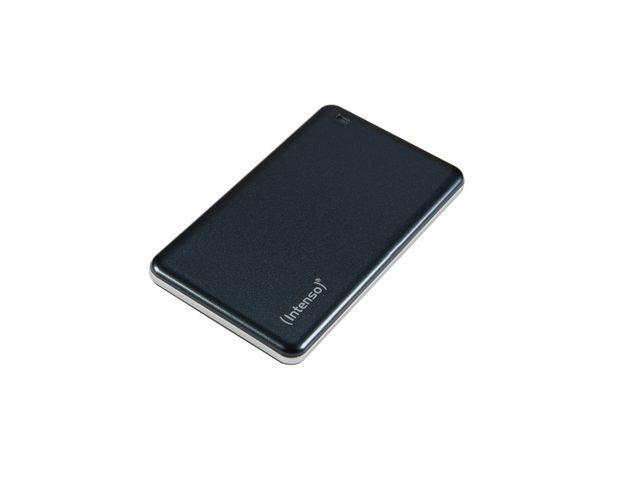 Intenso External Portable SSD 1,8'' 128GB, USB 3.0, Black