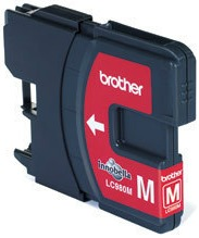 Inkoustová náplň Brother LC980M magenta