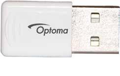 Mini WiFi Dongle (WU5205) EX665UTis / EW675UTis / EX685UTis / EW695UTis / ZX210S