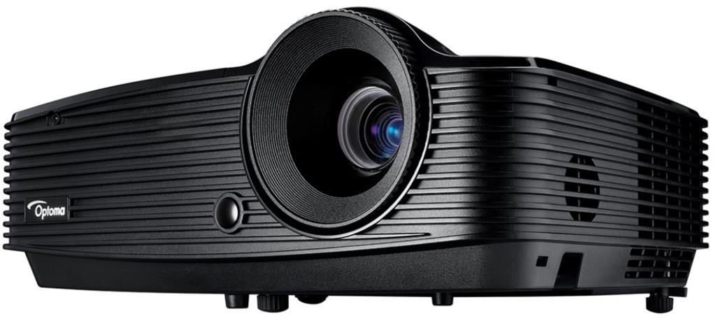 Projector Optoma H111 (DLP, 720p, 3200 ANSI, Full 3D, 25000:1)