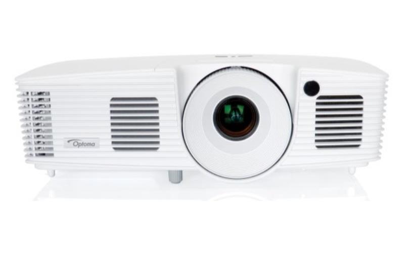 Projector Optoma X350 (DLP, 3400 ANSI, XGA,18000:1, full 3D)