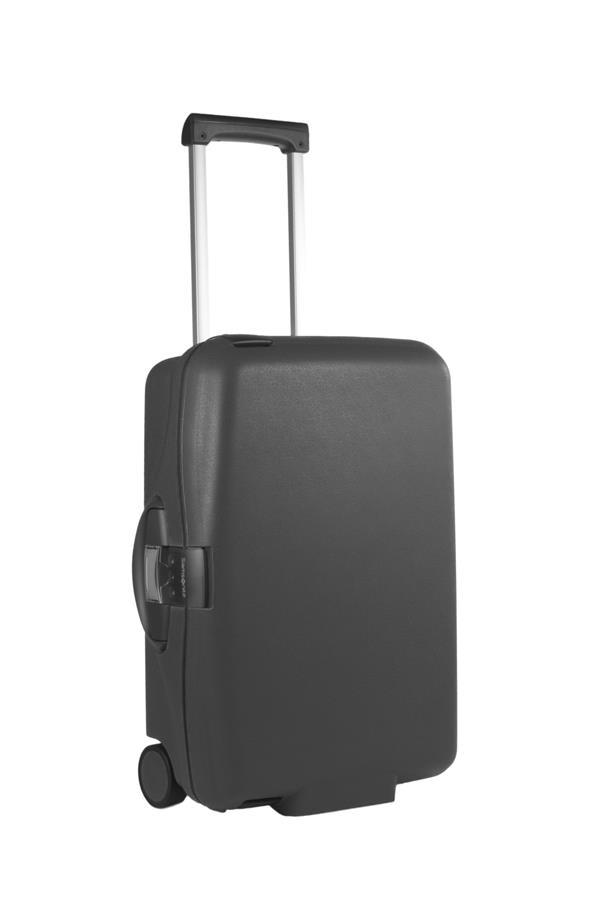 Luggage trolley cabin upright SAMSONITE V8509001 Cabin Collection 55/20, black