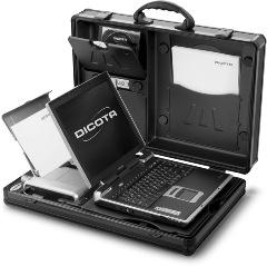Dicota Data Desk 100 for 14'' - 15.4'' for Canon IP100 Printer - Mobile Offi