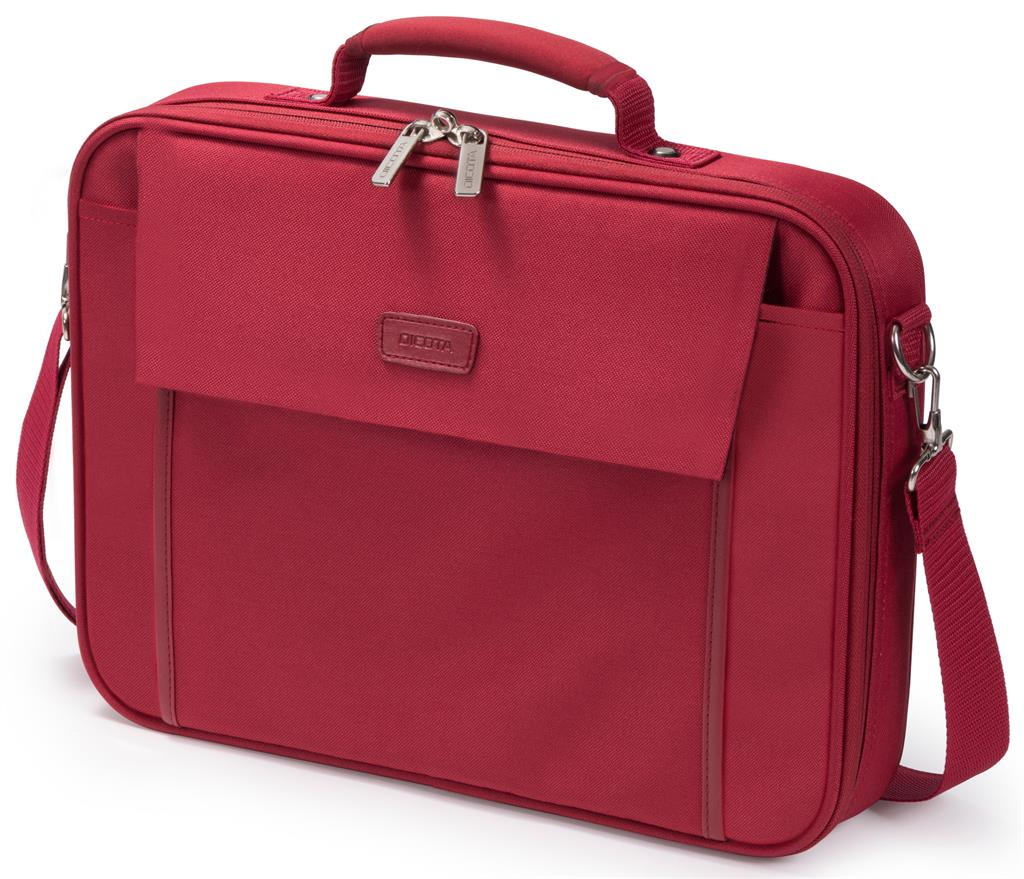 Dicota Multi BASE 15 - 17.3 Red notebook case