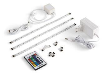 Osram LED pásek LEDS DECO BASE, blister, 12 V, nastavení barvy