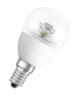 Osram světelný zdroj LED PARATHOM CL P25 ADV E14 4W 220-240V 2700K 250lm