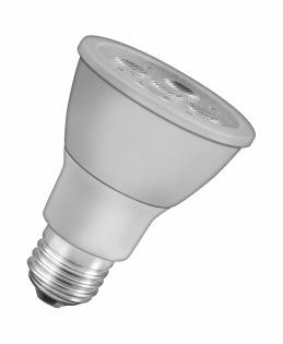 Osram světelný zdroj LED OSRAM PARATHOM PAR20 50 30° 6 W/827 E27
