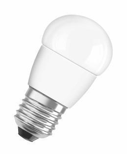 Osram světelný zdroj LED STAR CLASSIC P25 E27 4W 220-240V 4000K 250lm