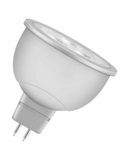 Osram světelný zdroj LED STAR MR16 35 36° 5.6 W/827 GU5.3, studený bílý