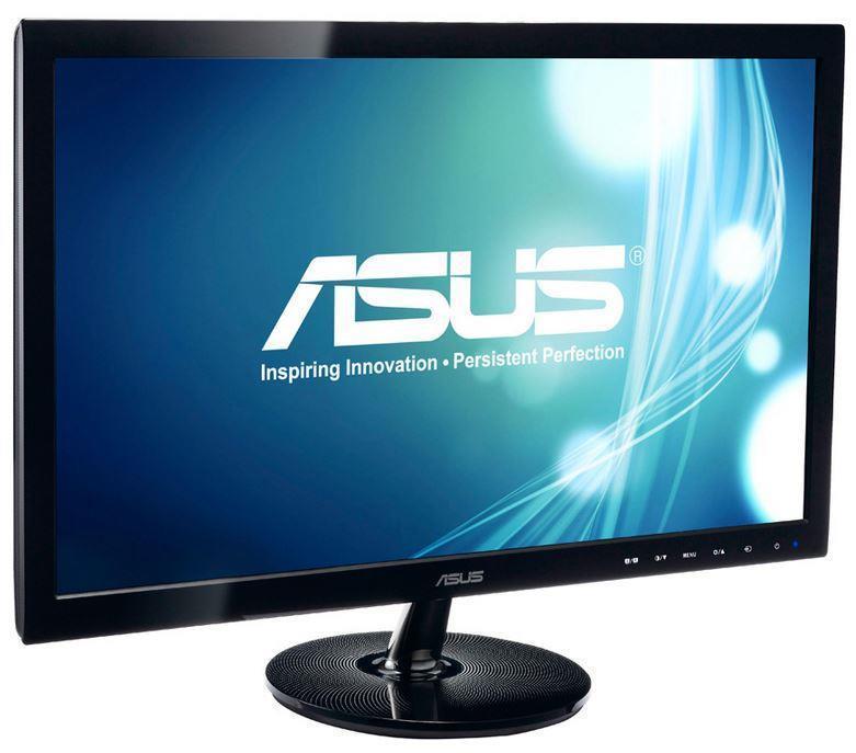 Asus LCD VS229HA 21,5'', LED, 5ms, HDMI, DVI, 1920x1080, 178°/178°