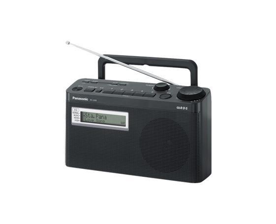 Panasonic radio RF-U300EG-K