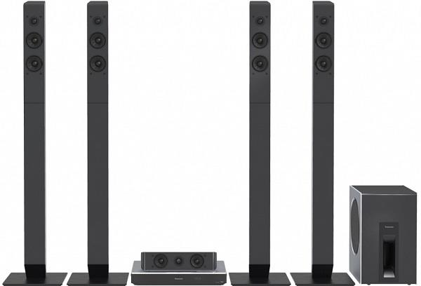 SC-BTT885EG9 HOME THEATER PANASONIC