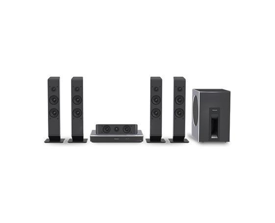Panasonic SC-BTT505EG9 Blu-Ray/DVD stereo system