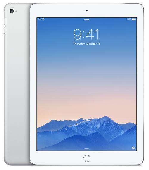 Apple iPad Air 2 Wifi 64GB Silver