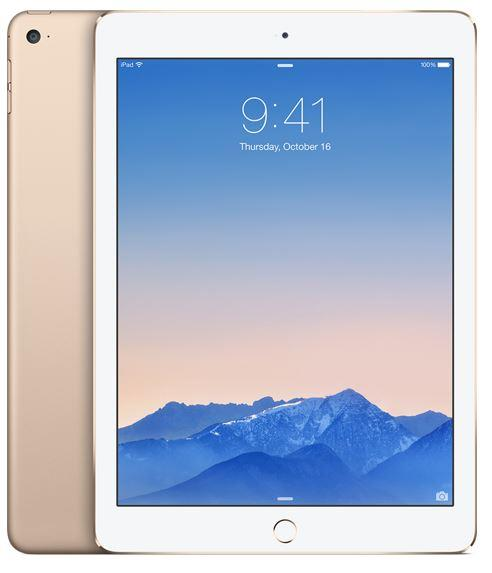 Apple iPad Air 2 Wifi Cell 64GB Gold