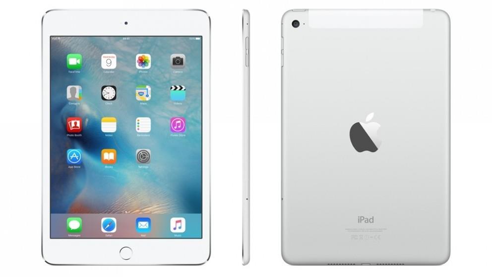 Apple iPad mini 4 Wi-Fi Cell 64GB Silver