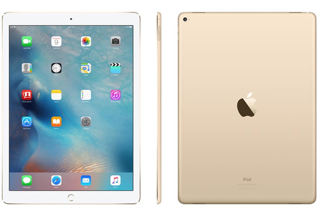 Apple iPad Pro 12.9 Wi-Fi 128GB Gold