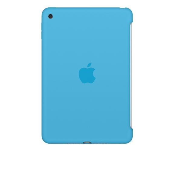 Apple iPad mini 4 Silicone Case Blue