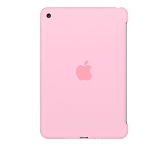 Apple iPad mini 4 Silicone Case Pink
