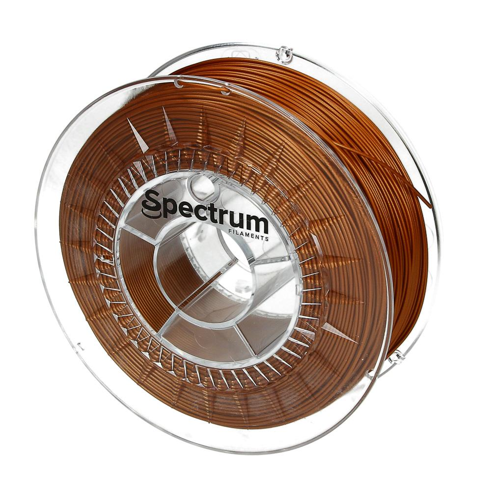 Filament SPECTRUM / PLA / Brown / 1,75 mm / 0,85 kg
