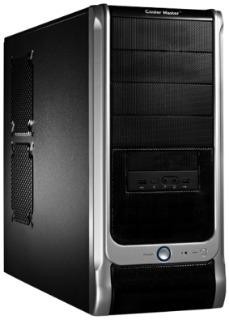 Cooler Master PC skříň Elite 330U černo-stříbrná (bez zdroje)