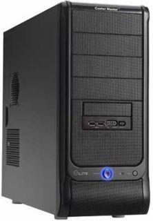 Cooler Master PC skříň Elite 330U černá (bez zdroje)
