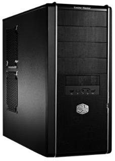 Cooler Master PC skříň Elite 334U černá (bez zdroje)